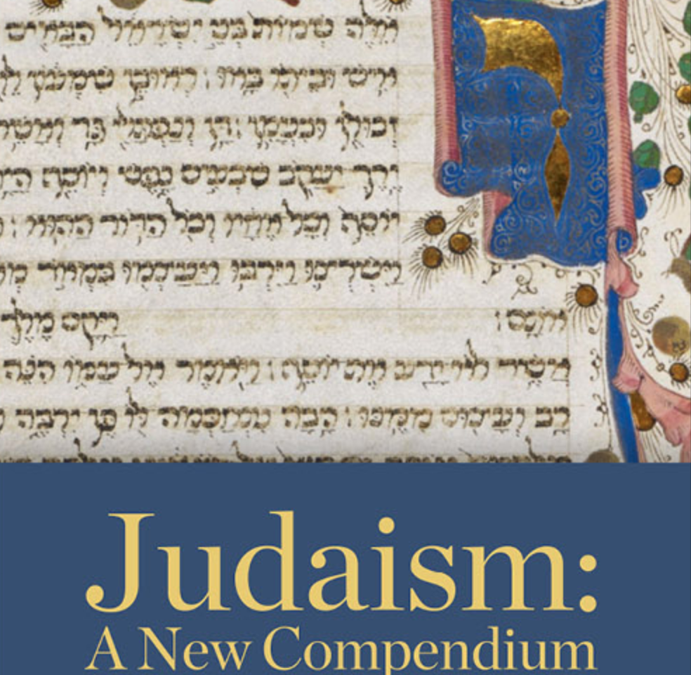 Tomorrow: Judaism on One Foot—Or in Three Volumes