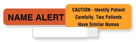 UAL Distinct Identification Labels