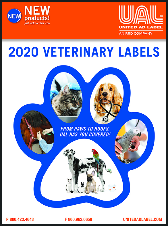 Veterinary Labels by UAL