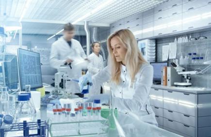 Specimen Testing Labels by UAL