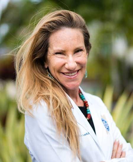 Dr. Alison Levitt